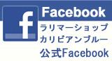 ラリマーショップ カリビアンブルー公式Facebook